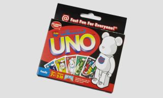 Medicom Toy x UNO 'Bearbrick' Card Game