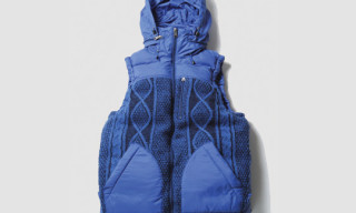 Minotaur Knit Down Vest