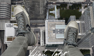 High Tops High Above The City