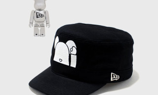 New Era x Medicom Bearbrick Holiday 2011 Collection