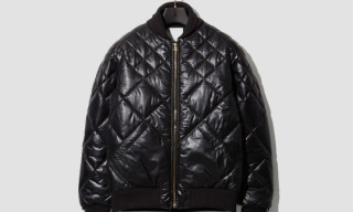 NEXUSVII Diamond Quilt Zip Jacket