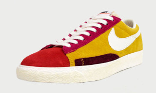 Nike Sportswear Blazer Low Vintage & Blazer High Vintage Color Block Pack