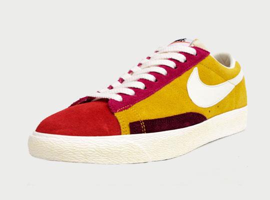 vinvent van gogh - Nike Sportswear Blazer Low Vintage & Blazer High Vintage Color ...
