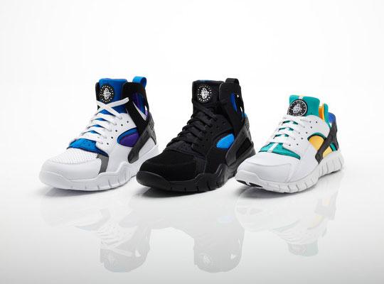 huarache nike basketball shoes