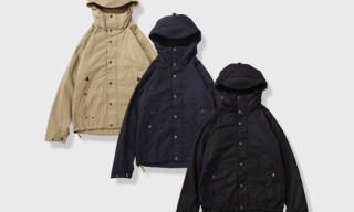 Original Fake x NEXUSVII Water Repellant Parka