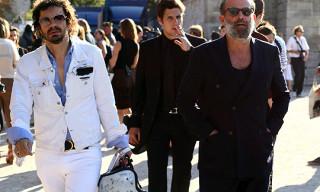 Paris Fashion Week Street Style – Outside Chloé