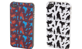 Parra x Sly iPhone 4 Covers
