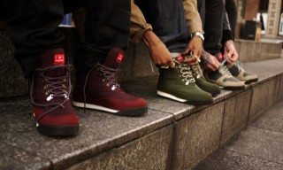 Patta x KangaROOS PxK Hiking Collection