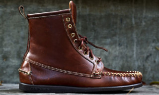 Ronnie Fieg for Sebago Fall/Winter 2011 Seneca Boot