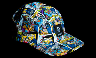 Skulls 'Superman' 5-Panel Cap