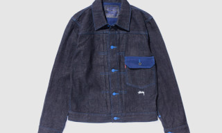 Stussy x Levi's 'Blue Sundries' Holiday 2011 Capsule Collection