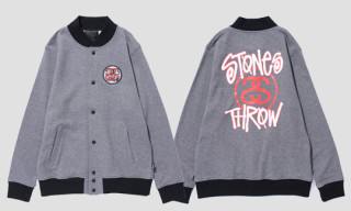 Stussy x Stones Throw 15th Anniversary Collection