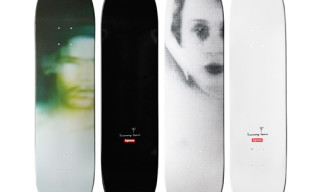 Harmony Korine for Supreme Skateboard Decks
