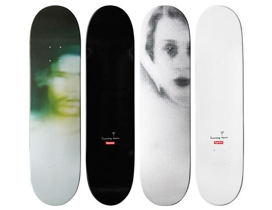 Harmony Korine For Supreme Skateboard Decks Highsnobiety