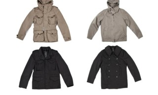 Ten C Fall/Winter 2011 Outerwear