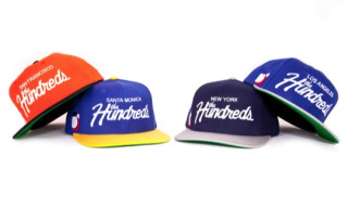 "The Hundreds ""Team"" Hats and Beanies"
