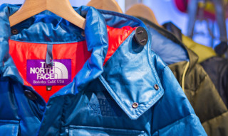 The North Face Purple Label Down Outerwear Collection