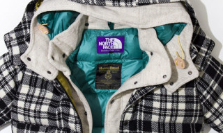 The North Face Purple Label 'Harris Tweed' Collection Fall/Winter 2011
