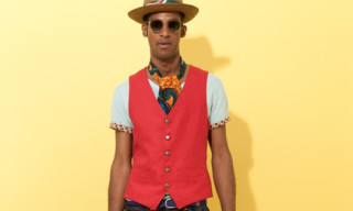 The River Spring/Summer 2012 'Afro Ivy Beat' Collection