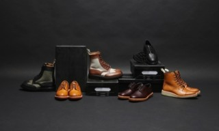 Tricker's for Norse Projects Fall/Winter 2011 Collection