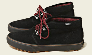 Vans Chukka Boots for The Duffer of St. George