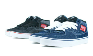 Vans Classic Denim Pack Fall/Winter 2011 – Half Cab & Era