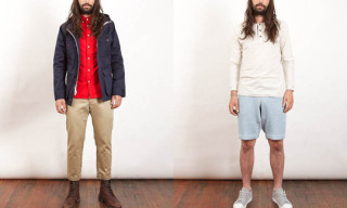 Wings + Horns Spring/Summer 2012 Collection