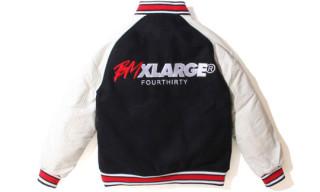430 x XLarge 'X-BMXER' Varsity Jacket