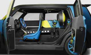 "686 and Scion Racing Debut ""Numeric"" Snowboarding Concept Car"