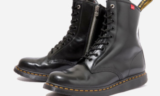 Bedwin & The Heartbreakers x Dr. Martens Zip-In Boots