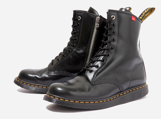 finest selection 85e5c c7542 hot sale 2017 Bedwin amp The Heartbreakers x Dr Martens ZipIn Boots  Highsnobiety
