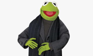 Brooks Brothers Dresses Kermit the Frog for The Muppets