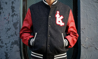 Kith Varsity Jackets by Golden Bear