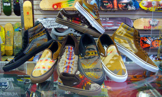 Pendleton x Vans for the Nibwaakaawin Chicago Powwow