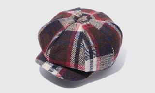 Bape x Harris Tweed Cap Collection