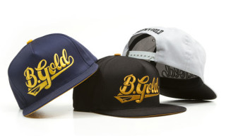Benny Gold Snapback Caps Holiday 2011