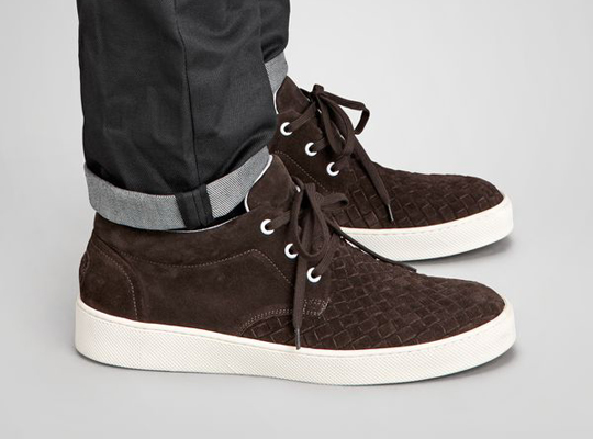 Bottega Veneta Intrecciato Sneakers Get To Buy For Sale Cheap Authentic Outlet Online Cheap Quality Clean And Classic Discount Purchase m1xNZg