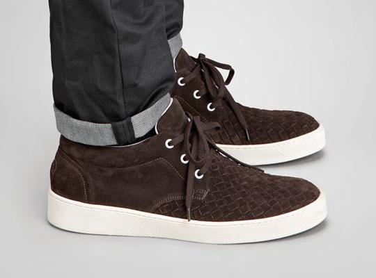 Bottega Veneta Intrecciato Sneakers C4bZI