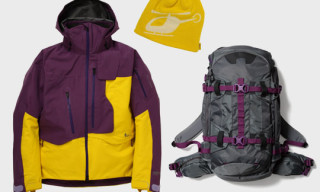 Burton JPN AK457 Fall/Winter 2011 Collection