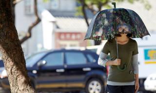 Camouflage Goggles Umbrella