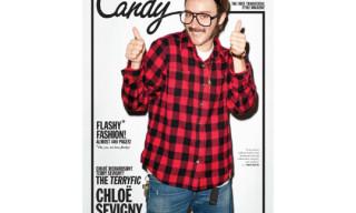 Candy Magazine #3 – Chloe Sevigny as Terry Richardson