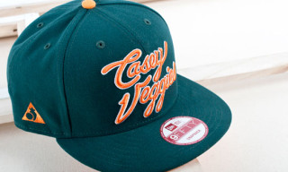Casey Veggies x New Era 9Fifty x LRG Snapback Cap