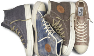 "Converse Chuck Taylor All Star Premium ""Denim Pack"" Spring 2012"