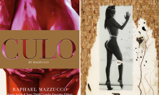 'Culo by Mazzucco' Book Guest Edited by Sean Diddy Combs