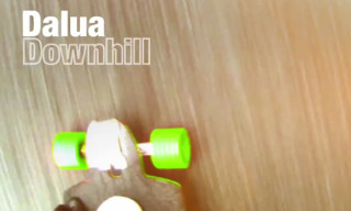 Video: Dalua Downhill – The World's Fastest Downhill Skating Race