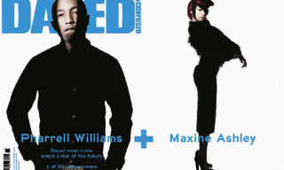 Dazed & Confused 20 + 20 Covers Project by Rankin