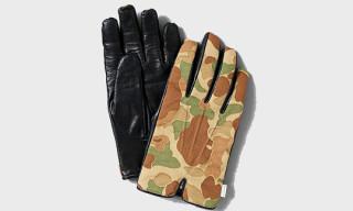Deluxe 'Ranger' Camo Gloves