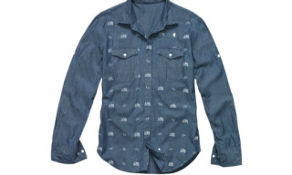 Disturbing London x MHI Denim Shirt