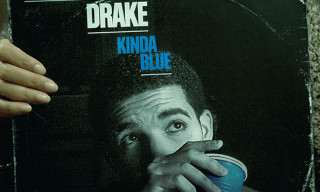 Drake Covers Complex Magazine December 2011/January 2012 Issue