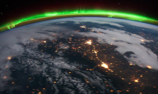 Video: Earth – Time Lapse View from Space, Fly Over